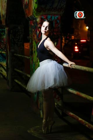Ballerina at Krog Street